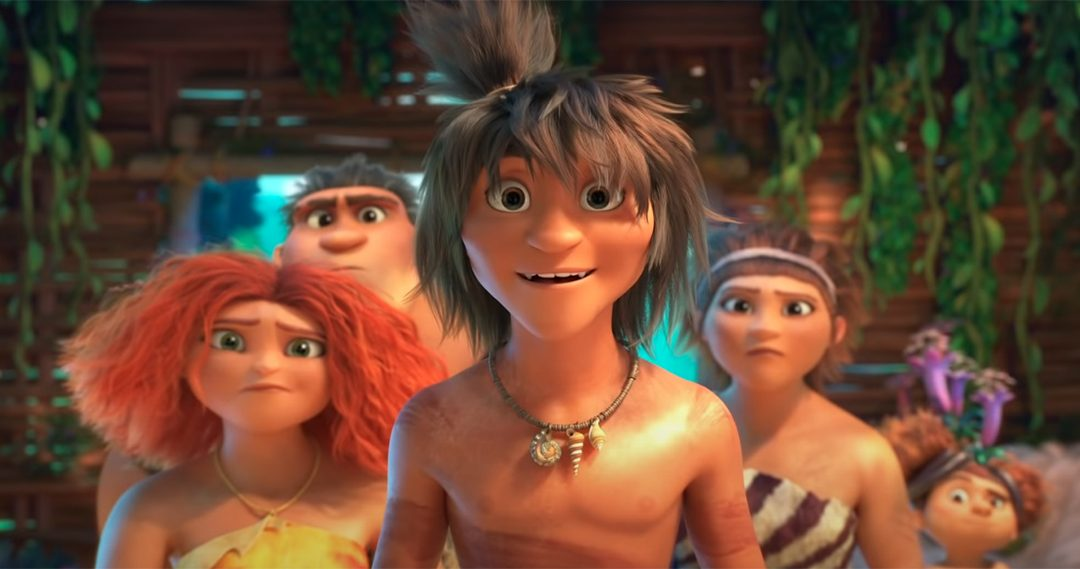 Blu-Ray Pick of the Week: The Croods: A New Age